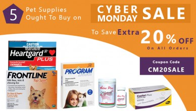 Cyber Monday Sale For Pets