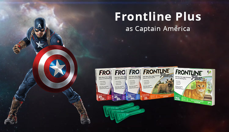 Buy Frontline Plus The Captain