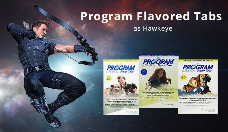 Buy Program Flavour The Hawkeye