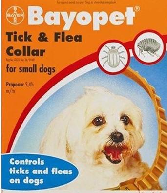 Bayopet Flea & Tick Collar